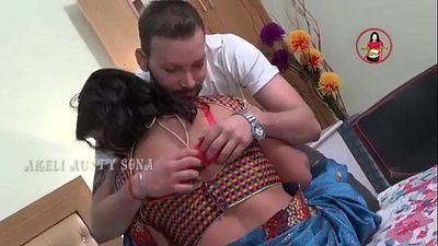 Indian bitch Arti enjoying homemade video - Free Live Sex - tinyurl.com/ass1979 - 6 min