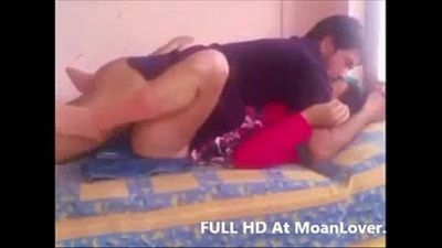 Indian Girl forced by his boyfriend MoanLover.com - 6 min