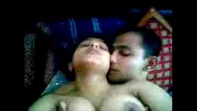 Hot Bengali beauty sucks and fucks her lover, Bengali audio, Indian sex - 5 min