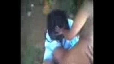 Sexy NRI Indian Mallu girl fucked in forest - 6 min