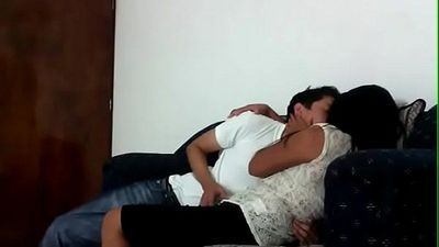 Girlfriend Fucked at home n Recorded - IndianSexMms.co - 14 min