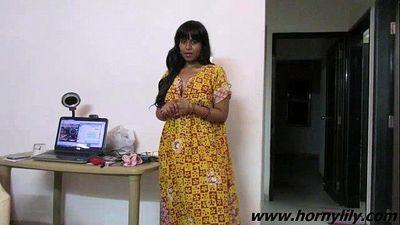 印度 贝贝 莉莉 性感的 采访 - 11 min hd