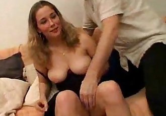 Sexy BBW Teen Fucked Anal