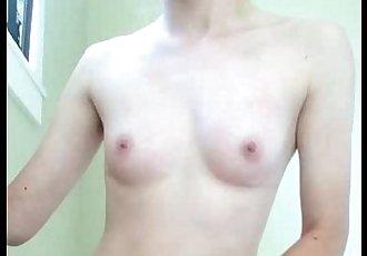 young skinny girl masturbation
