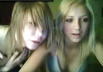 two teen webcam