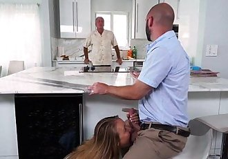 Crazy Daughter Loves Sucking CockHD