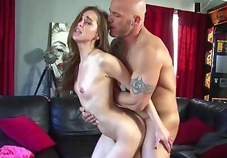 Riley Reid Blows Cock and Fucked