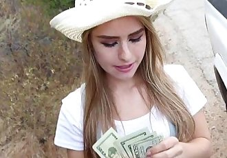 TeamsketCute Girl Paid To Fuck in PublicHD