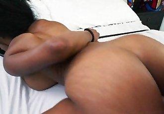 Ebony Teen Brittney White Sucks And Screws Handyman