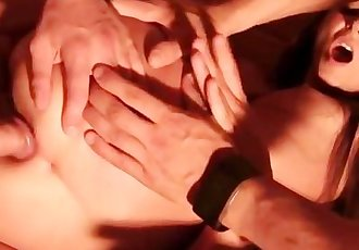 hot student party with anal sex