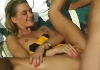 Hardcore Fucked Cheerleader Jizzed On