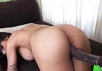 Mia Khalifa first big black cock 13 94 - 6 min