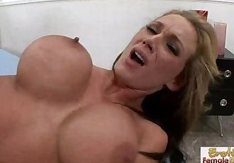 Cheating and getting pounded with no mercy in front of her boyfriend - 30 min