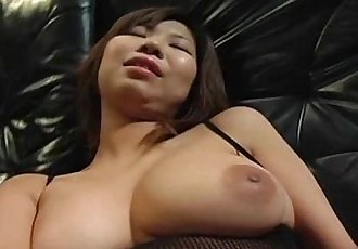 Big tits Asian babe toy inserting - 5 min