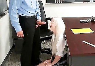 Schoolgirl Hides From Dad And Sucks Teachers Huge Cock 6 min HD