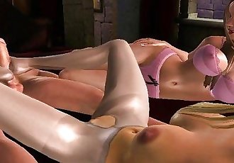 Mother and Daughter Femdom 1 - 1 min 13 sec