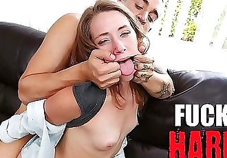 ABUSEMEPetite Teen Kirsten Lee Wants To Be Fucked Like A Little WHORE! 12 min 1080p