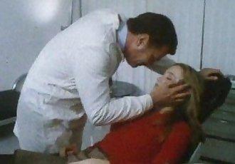 AppassionataEleonora Giorgi goes wild for the dentist