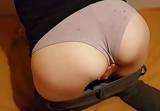 Step sister caught masturbating omg this is so strange