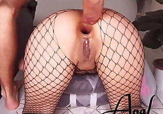 PLEASE HURT MY ASS, FUCK ME DEEPLY AND PAINFUL IN DOGGYSTYLE - Anal Lover 4
