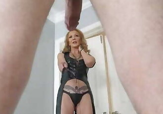 Granny Seeking Young Cock