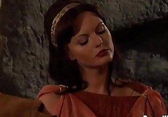 Slave Tears Of Rome II: Enslaved Girl Sold Into SlaveryHD