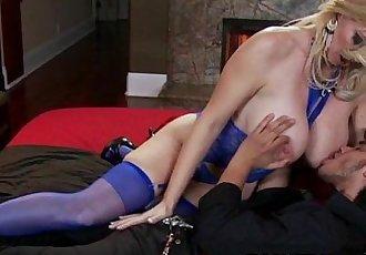Charlee Chase has big tits