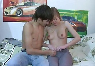 Casual teen sex raceHD