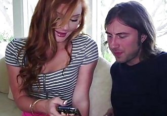 Hot Alex gets horny with sisters hunk bf to make love with sisters boyfriend