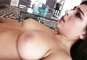 Hardcore Sex With Sluty Amateur Real GF vid-19