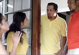 DaughterSwapCreepy Dads Film Daughters Porn AuditionHD