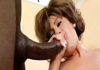 Bewitched: Interracial Anal Threesome