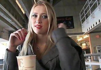 LECHE 69 Sexy Russian Blonde TeenHD