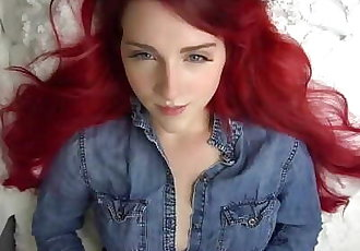 Red Hair Beautiful Agony