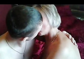 Sharing wife with young cock - 9 min