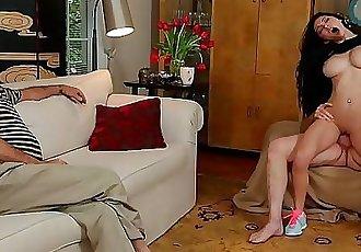 BLUE PILL MENOld Men Show Young Teen Jennifer aka Crystal Rae A Good Time 12 min HD+