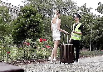 BITCHES ABROADHot hard POV sex with hot slender Czech tourist Ria Sun and Charlie Dean 10 min 1080p