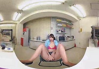 [HoliVR 360 3D VR Porn] 碧しのプライベートビデオが流出
