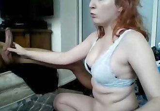 Ballbusting and teasing my boyfriend