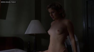 Rose McIver - Topless Blonde Teen girl, Naked Sex Scene, Perky Boobs