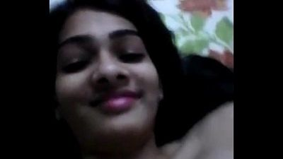 Desi Teen Playing with Her Big Boobs69Cambabies.com