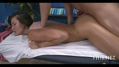 Lengthy massage porn episodes