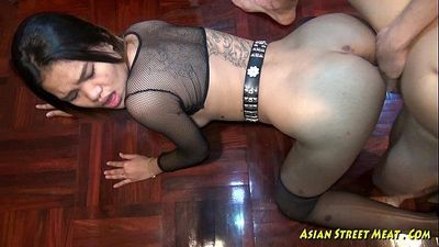 My Cock Deep In Her Asian ThroatHD