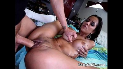 Horny Latin Teen Abby Lee Brazil Cum CoveredHD