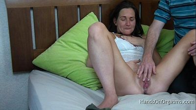 Made to OrgasmThe Cameraman Stimulates Their ClitsHD