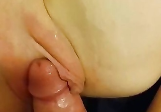 pleasurable insertion