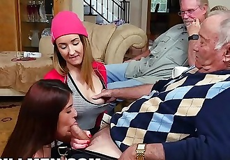 BLUEPILLMEN - Erectis Maximus with Gigi Flamez and Sally Squirt