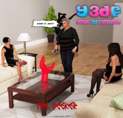 Y3df fumetti