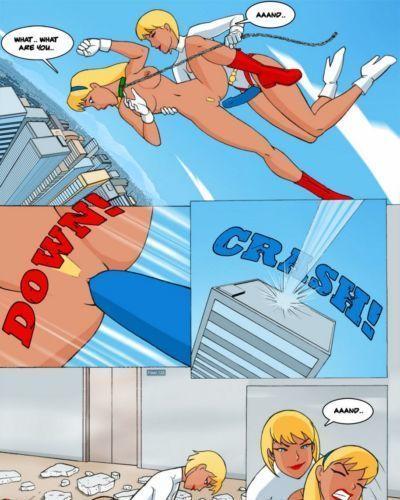 Supergirl X Galatea