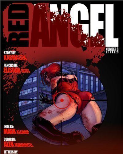 ضربة بالكوع الهلال الفنية الأحمر ملاك 3
